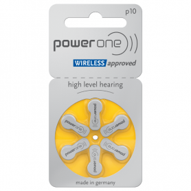 PowerOne p10 Hearing Aid Batteries