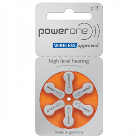 PowerOne P13 Hearing Aid Batteries