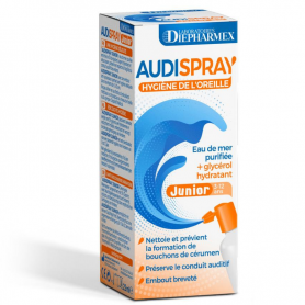 Audispray Junior Ear Cleaning Spray
