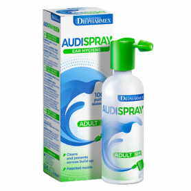 Audispray ear cleaning spray