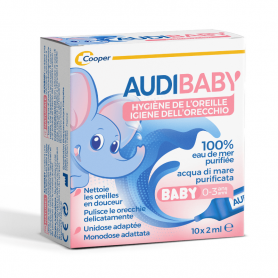 AUDIBABY Sachets for Babies