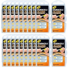 Duracell 10 Hearing Aid Batteries