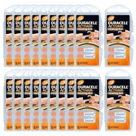 Duracell 13 Hearing Aid Batteries