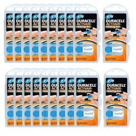 Duracell 675 Hearing Aid Batteries