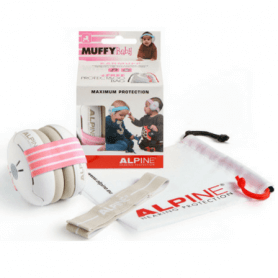 Alpine Muffy Ear defenders for Babies