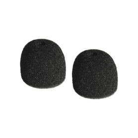 sennheiser official black foam ear pads