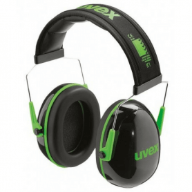 Uvex K1 lightweight ear defenders