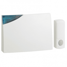 DA50w wireless doorbell kit with flash