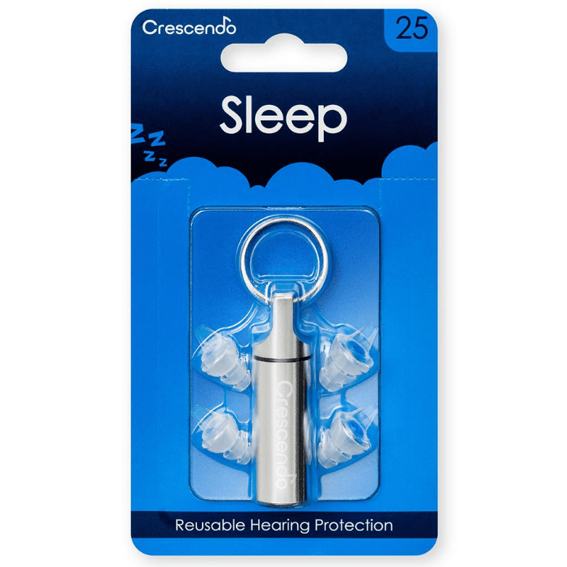 Crescendo Sleep earplugs