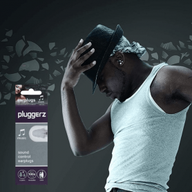 Pluggerz Music Hearing Protectors